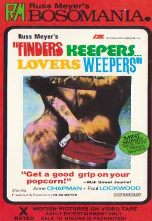 FINDERS KEEPERS LOVERS