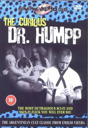 THE CURIOUS DR HUMPP