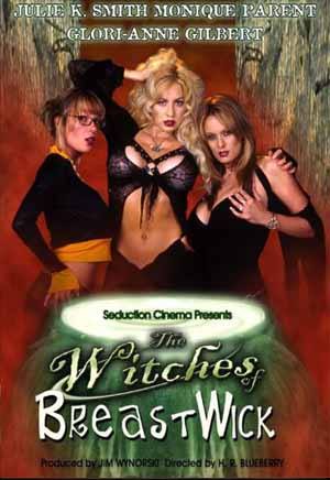 THE WITCHES OF BREASTWICK